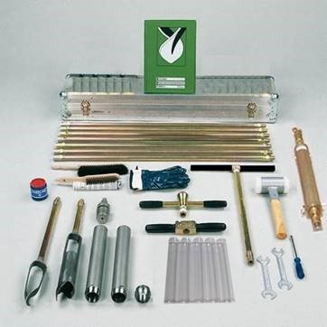 Soil Sampling Coring Tubes & Kits