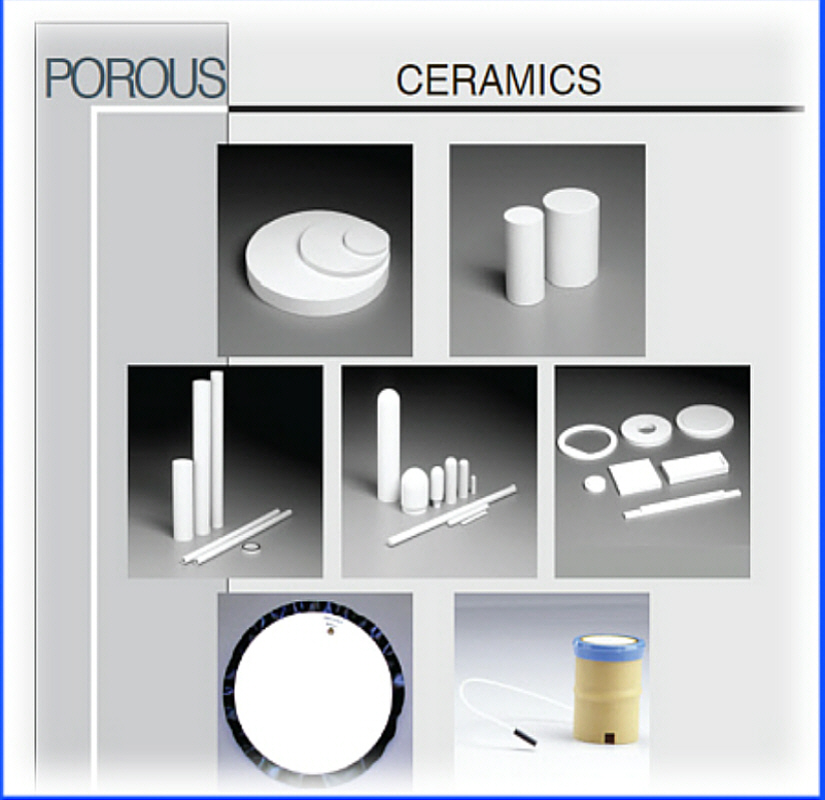 Porous Ceramics - General Info