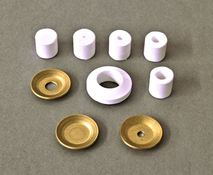 Grommets, Sealing Sleeves and Washers