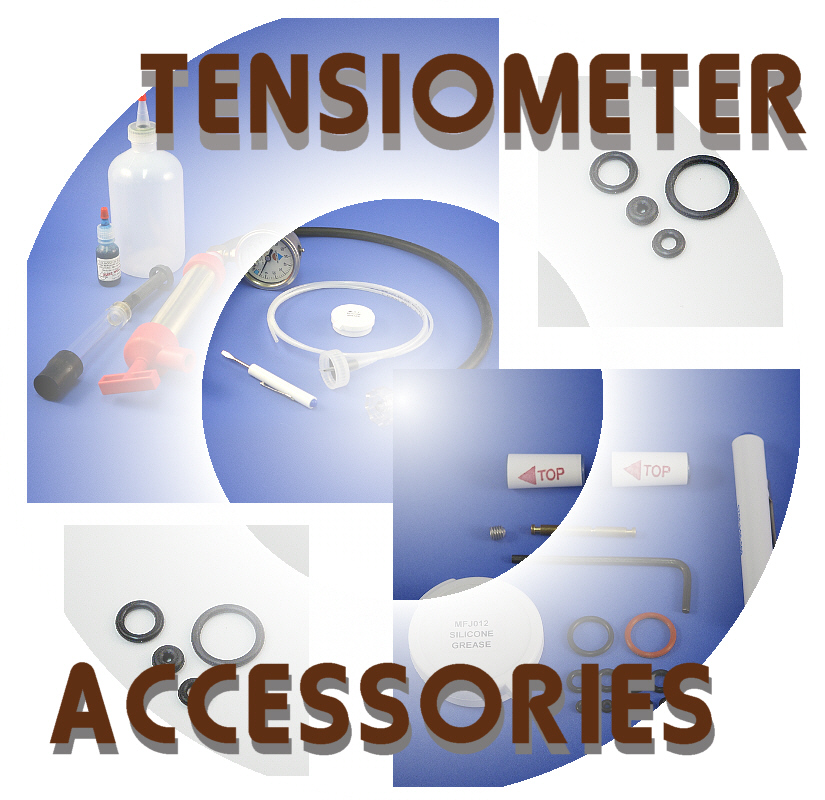 TENSIOMETER ACCESSORY ITEMS