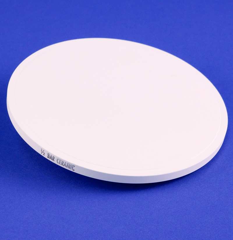 POROUS CERAMIC PLATE 1/2 BAR HIGH FLOW & POROUS CERAMIC PLATE 1/2 BAR HIGH FLOW