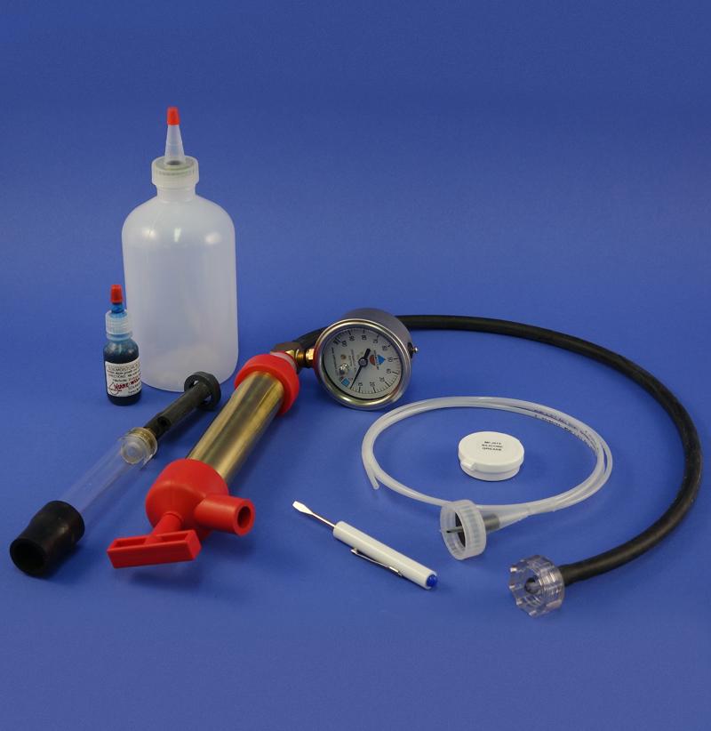 Tensiometer, Service, kit