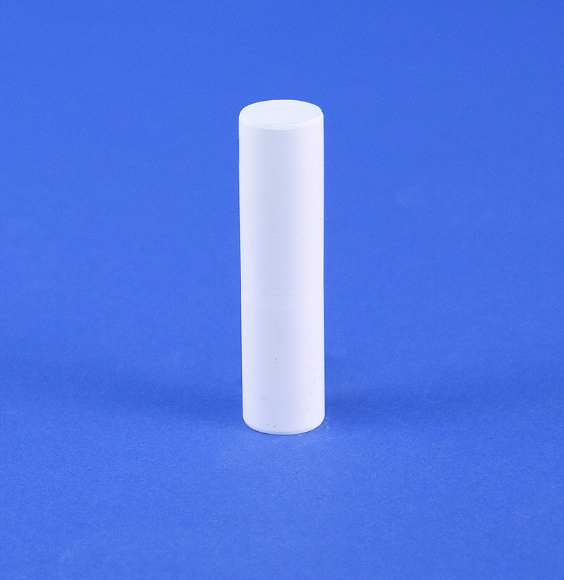 "POROUS CERAMIC ROD 1/2"" O.D. X 2""  LONG, 1/2 BAR"