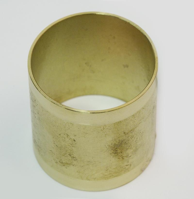 Brass cylinder for core sampler 6 cm o d for for 0200 soil core sampler