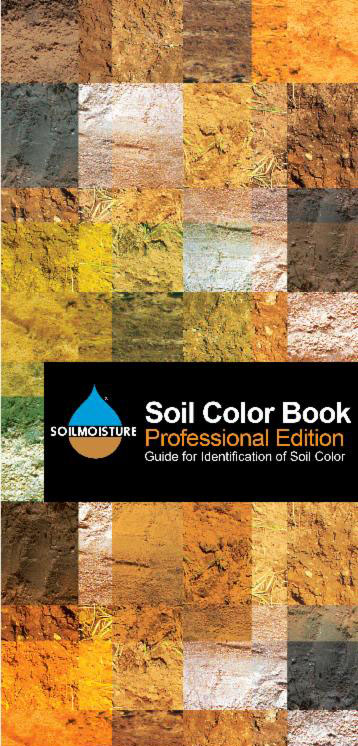 Munsell Soil Color Chart Book