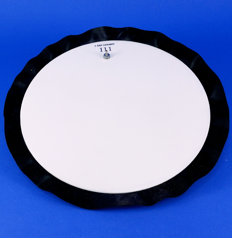 EXTRACTOR PRESSURE PLATE CELL, 2 BAR HIGH FLOW