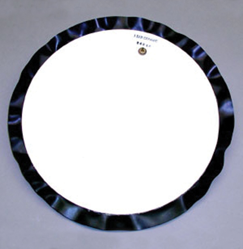 EXTRACTOR PRESSURE PLATE CELL, 3 BAR STANDARD