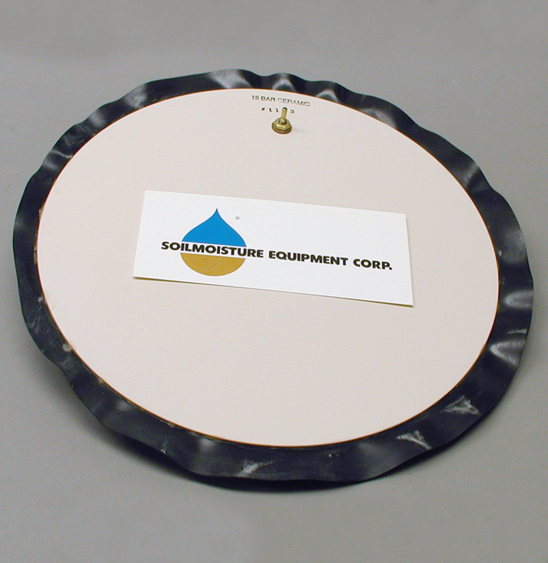 EXTRACTOR PRESSURE PLATE CELL, 15 BAR STANDARD
