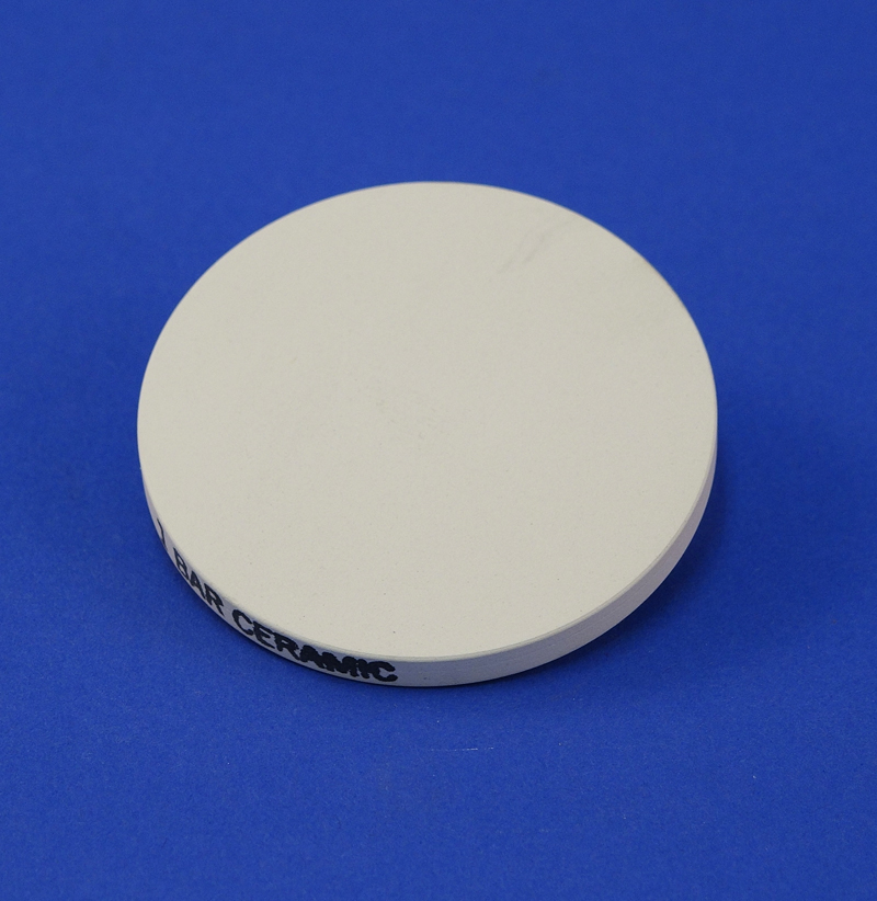 "2 BAR HIGH FLOW POROUS CERAMIC PLATE,  3-1/2"" DIAM., FOR 1405 TEMPE CELL"