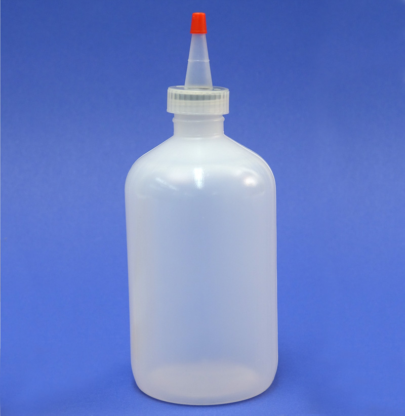 FILLER BOTTLE W/YORK CAP + 6 FT.CAP & TUBING