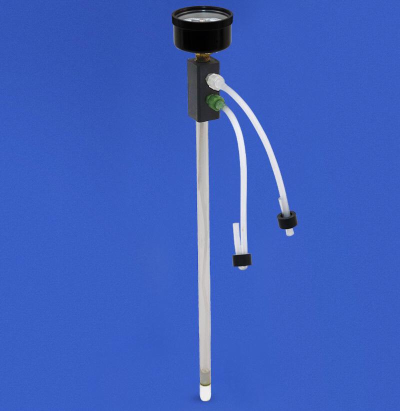 PENCIL SAMPLING TENSIOMETER, 6 inch (15 cm) LENGTH