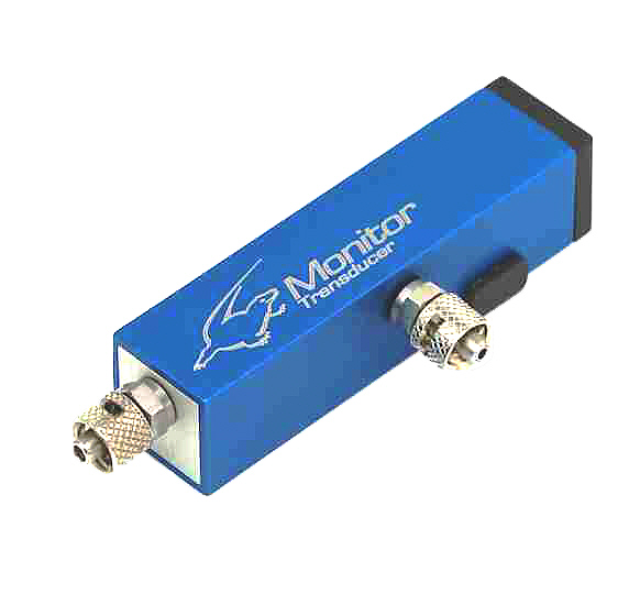 """5306D100 Differential """"Twist Lock"""" USB, Monitor Transducer 0-100 PSI"""