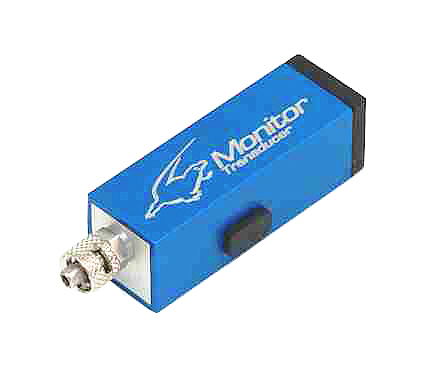 "5306PV01 Monitor ""Twist Lock"", USB Transducer 0-1 PSI"