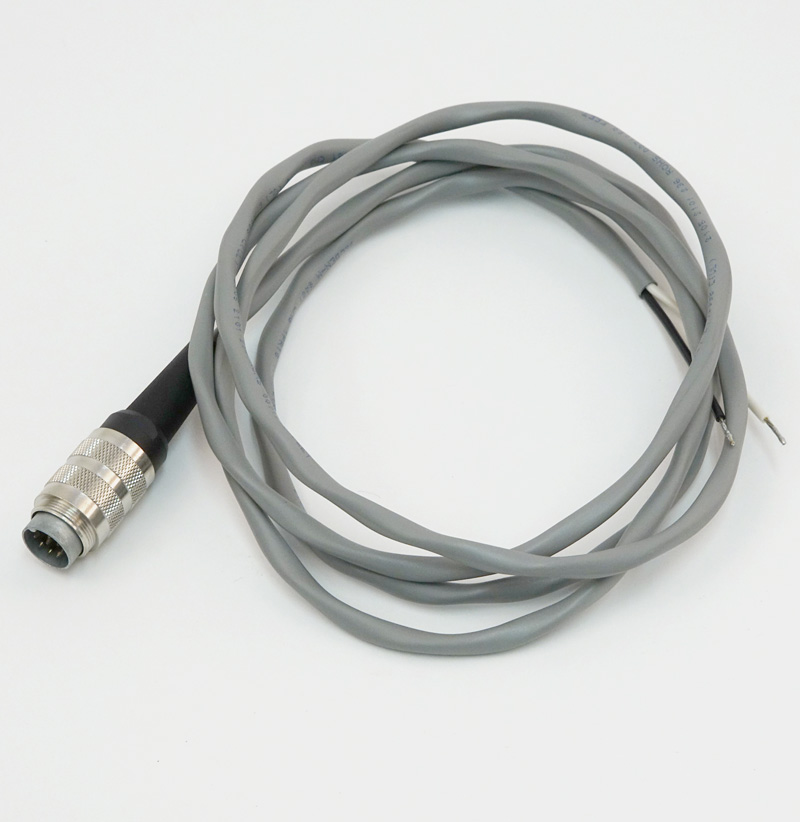 JUMPER CABLE FOR EXTERNAL 12 V BATTERY