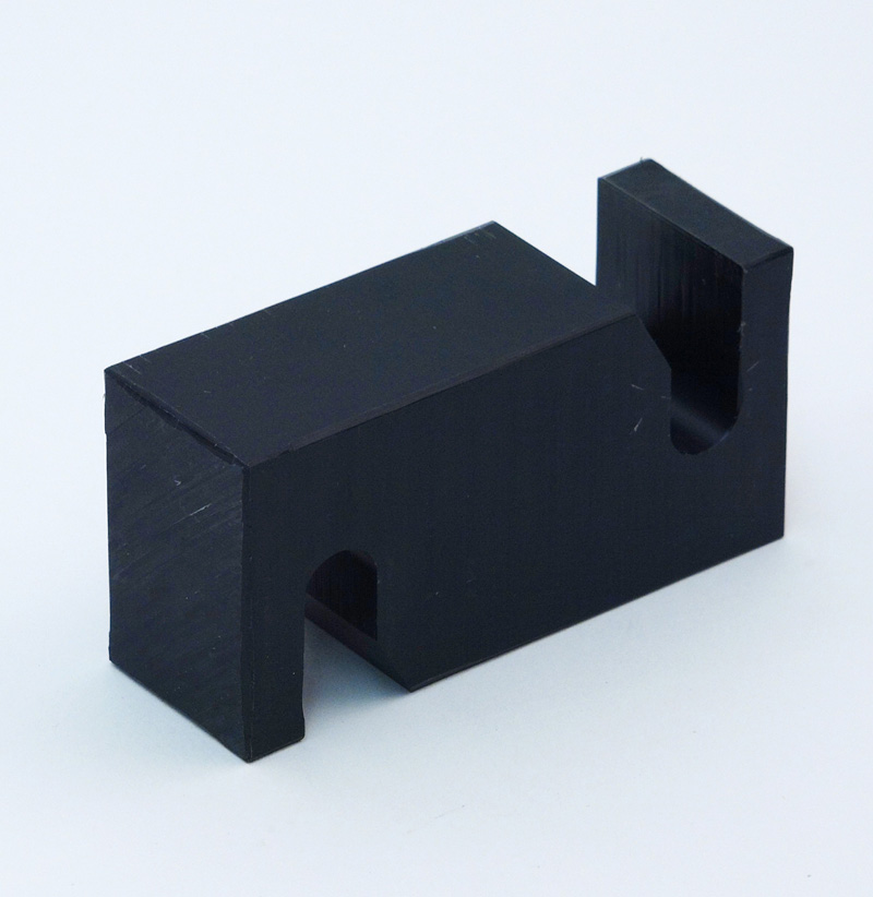 ALIGNMENT BLOCK, FOR HEAVY-DUTY WAVEGUIDES