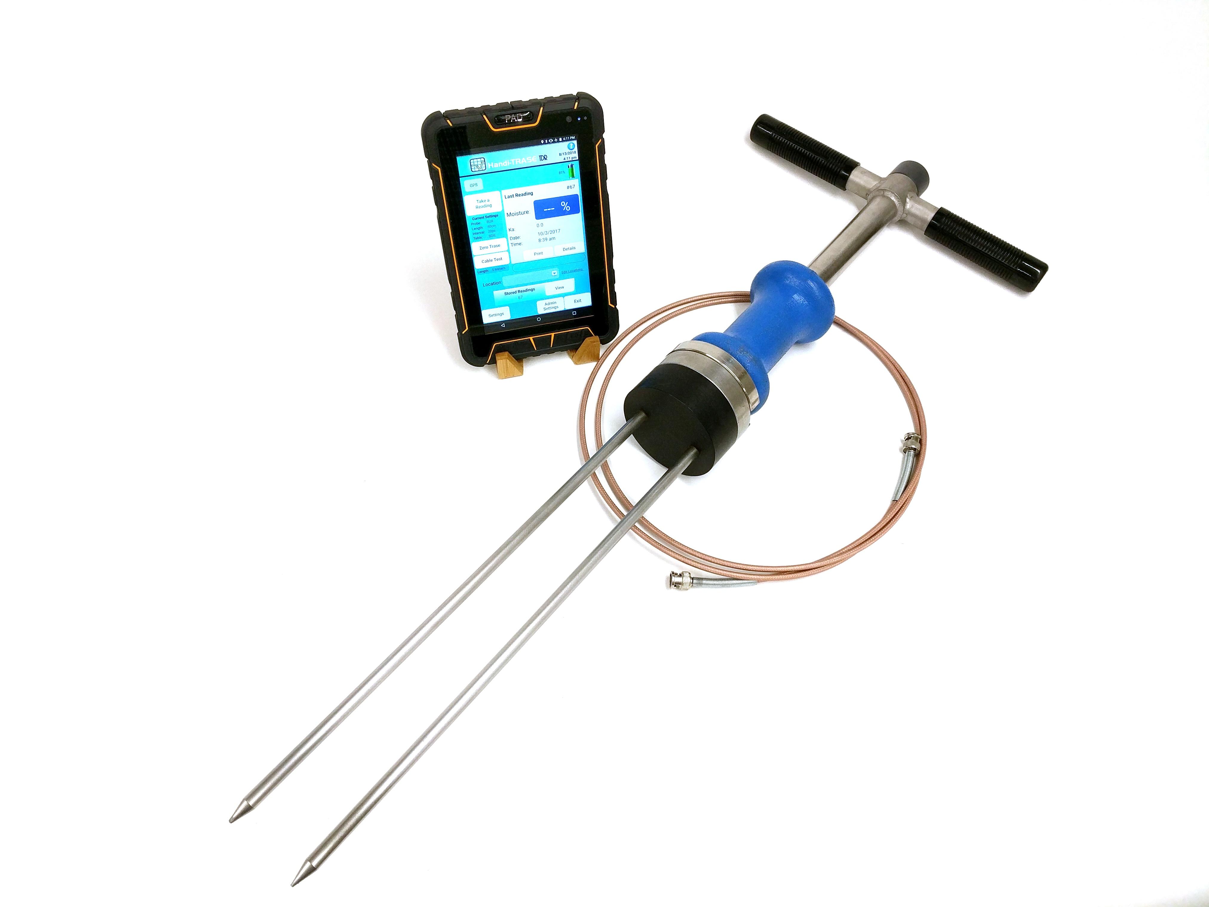 HandiTrase TDR Soilmoisture Meter w/FLD Probe