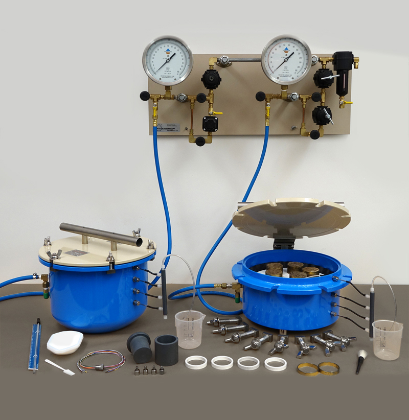 LAB SETUP FOR 1500F2 & 1600F1, 220 V COMPRESSOR