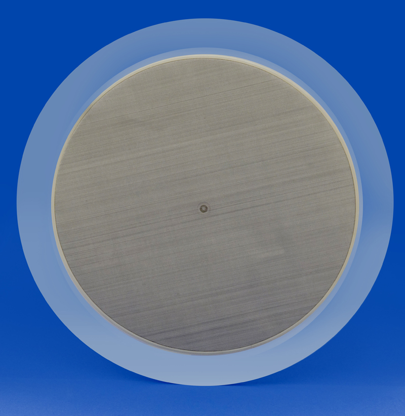 SCREEN DRAIN PLATE FOR 1020 PRESSURE MEMBRANE EXTRACTOR