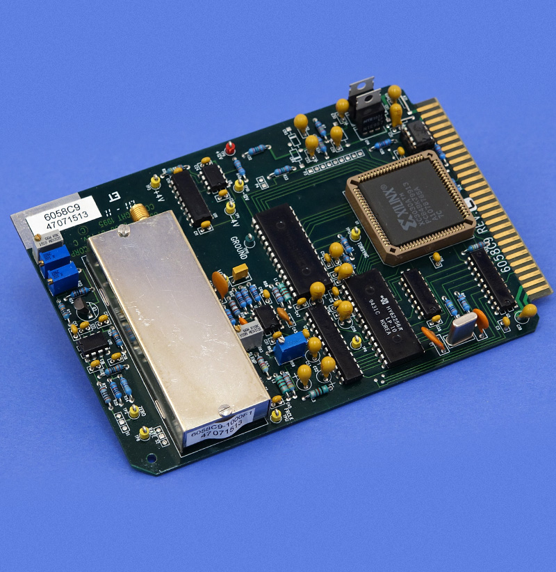 REPLACEMENT TDR CARD