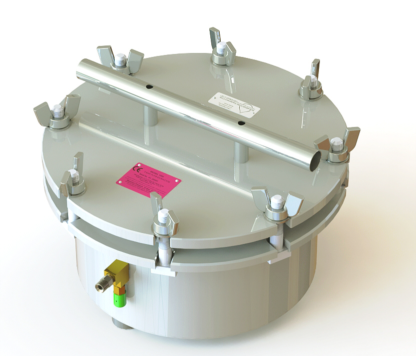 ALL 316 STAINLESS STEEL 15 BAR EXTRACTOR