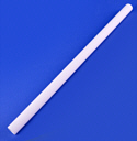 "POROUS CERAMIC CYLINDER, 0.5"" OD X 11"" LONG, 2 BAR HIGH FLOW"