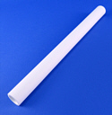 "POROUS CERAMIC CYLINDER, 1"" OD X 12"" LONG, 1/2 BAR"