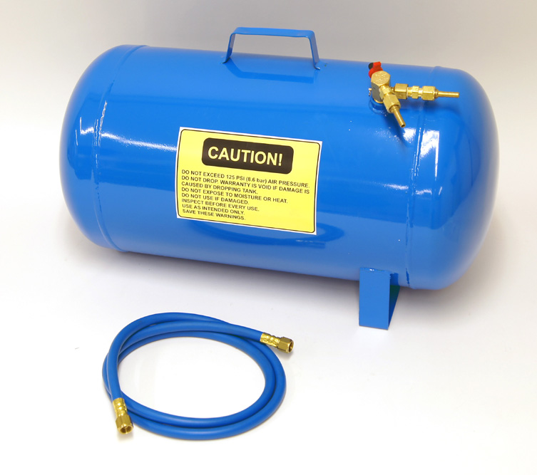 11 GALLON VACUUM / PRESSURE RESERVOUR FOR AUTOMATED PUMP