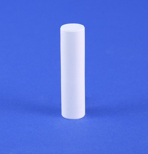 "POROUS CERAMIC ROD 1/2"" O.D. X 2""  LONG, 2 BAR HIGH FLOW"