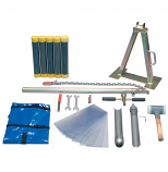 SPLIT TUBE SOIL SAMPLER KIT