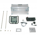 PENETROLOGGER,  LCD,  PC COMPATIBLE WITH GPS