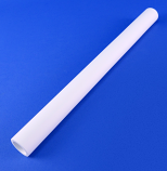 "POROUS CERAMIC CYLINDER, 1"" OD X 12"" LONG, 1 BAR HIGH FLOW"