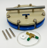 PRESSURE MEMBRANE EXTRACTOR, 0 TO 15 BAR