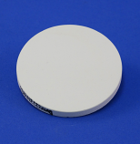 "2 BAR HIGH FLOW POROUS CERAMIC PLATE, 2-1/4"" DIAM., FOR 1400 TEMPE CELL"