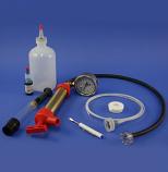 TENSIOMETER SERVICE KIT (FILLER BOTTLE, HAND PUMP, WATER FILLING FIXTURE, CHARTS & ALGAECIDE)
