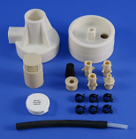GUELPH REPLACEMENT RUBBER PARTS, COMPLETE SET
