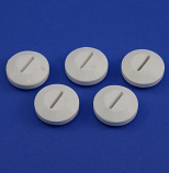 """G4 GROMMET,  .050""""  WIDE BY 1/2""""  SLOT,  5 PACK"""