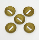 G4 BRASS SUPPORT WASHER KIT, ARC/ELLIPSE,  5 PACK