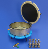 "PRESSURE MEMBRANE EXTRACTOR,  WITH 3-1/2""  CYLINDER RING"