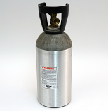SAPS EXTERNAL GAS CYLINDER, 33 CU. FT.