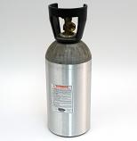 SAPS EXTERNAL GAS CYLINDER, 33 CU. FT.