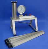 PLANT WATER STATUS CONSOLE, NO TANK (12in (30 cm) Pressure Vessel, G4 Specimen Holder, 80 Bar gauge)