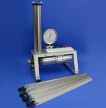 PLANT WATER STATUS CONSOLE, with TANK (20in Pressure Vessel, G4 Specimen Holder, 40 Bar gauge)