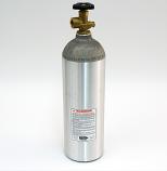 SAPS EXTERNAL GAS CYLINDER, 22 CU FT.